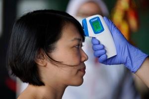 coronavirus pandemic began in China